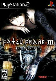 Fatal Frame 3: The Tormented - Ps2 Patch Leia Anúnc