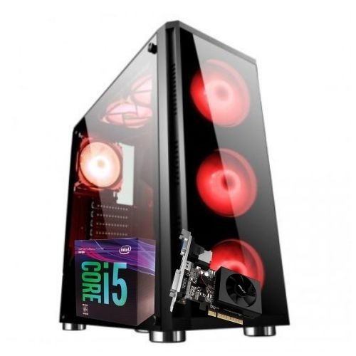 Cpu Gamer/ Core I5 3.1/ 8gb/ 1tb/ Rx 560 4gb/ Wi-fi