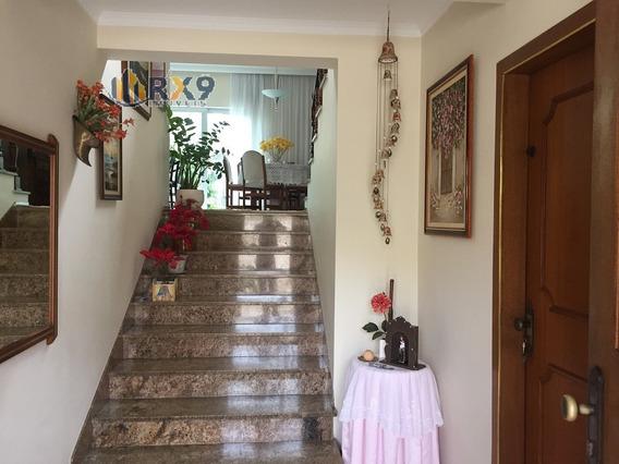 Casa Para Venda, 3 Dormitórios, Centro - São Bernardo Do Campo - 438