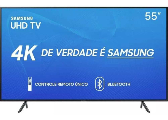 Smart Tv Led 55 Samsung Ru7100 Ultra Hd 4k Hdmi Usb Wi-fi