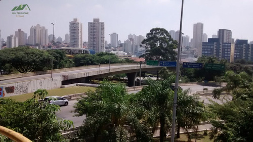 Imagem 1 de 2 de Terreno A Venda No Bairro Sacomã Em São Paulo - Sp.  - Wtr185-1