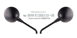 Espejo Bmw R1200 Gs Y K1200r