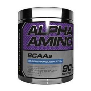 Alpha Amino Bcaa 252g Vários Sabores - Cellucor