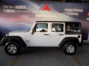 Jeep Wrangler 3.6 Unlimited Sport 4x4 At 2016