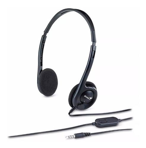 Auriculares Headset Vincha Genius Hs200c C/micro  - Sertel