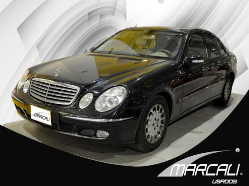 Mercedes Benz E320 Blindaje 3