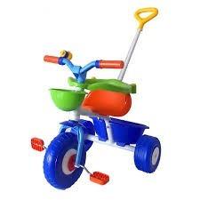 Triciclo Rondi Blue Metal - Body Girl 3075 - 3500