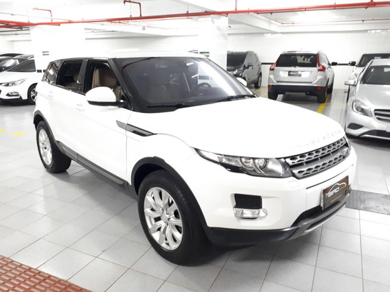 Land Rover Evoque Pure Tech 2.0 5p 2015 Branca 2015