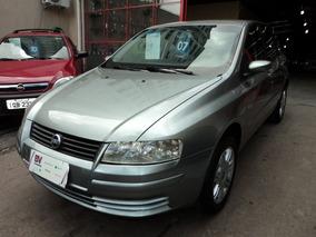 Fiat Stilo 1.8 Mpi 8v 2007 Cinza Flex
