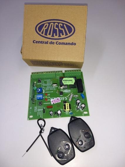 Central Comando Kx30fs C/ 2 Controles