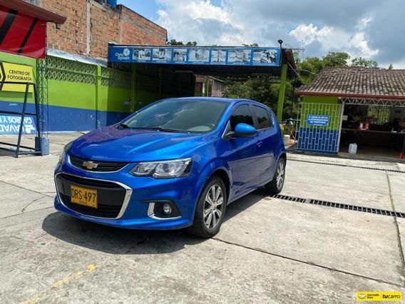 Chevrolet Sonic .