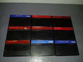 9 Jogos Originais De Master System