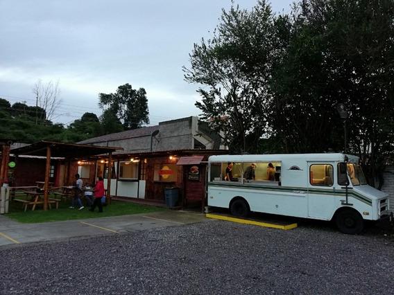 Camion Food Truck Con Todos Los Servicios