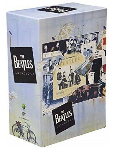 Dvd Box The Beatles Anthology