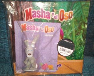 Colección Masha Y El Oso La Nación Liebre Fasciculo 6