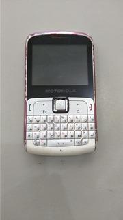 Celulra Motorola Ex 115 Funcionando Normal Os 19371