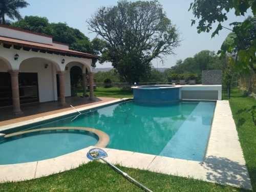 Casa En Renta En San Pedro Apatlaco, Morelos