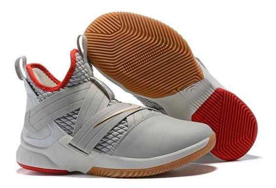 Zapatillas Nike Lebron Soldier Xii Basquet Profesional