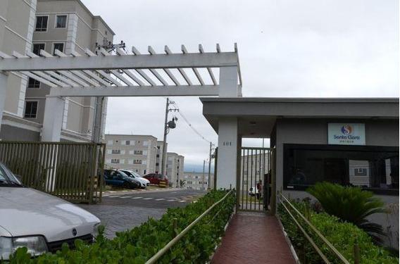 Apto 2 Dormitórios - Vila Alzira
