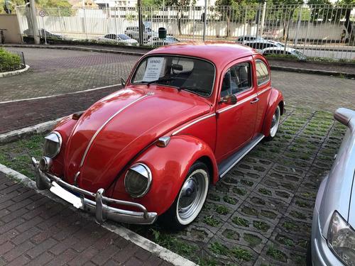 Imagem 1 de 9 de Volkswagen Fusca 1300