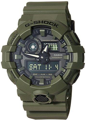 Reloj Casio G Shock, Resina, Análogo, De Cuarzo