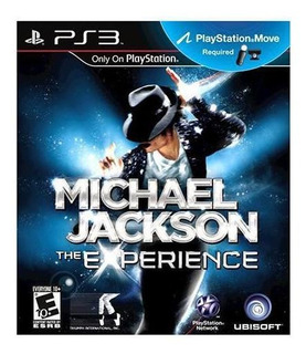 Michael Jackson: The Experience - Ps3