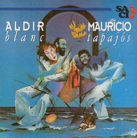 Cd Aldir Blanc & Maurício Tapajós 1994 ( Querelas Do Brasil)