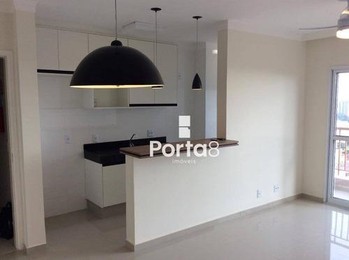 Imagem 1 de 25 de Apartamento Com Fino Acabamento À Venda, Higienópolis, São José Do Rio Preto - Ap4958. - Ap4958