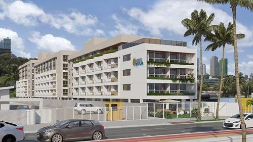Apartamento À Venda, 44 M² Por R$ 528.325,88 - Cabo Branco - João Pessoa/pb - Ap0354