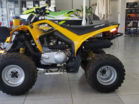 Quadriciclo Can-am Ds 250 Com Pedaleira