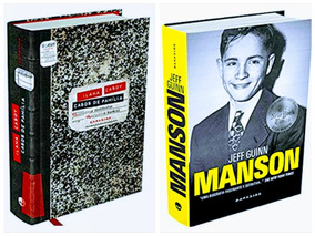 Livro Casos De Família Arquivos Richtho + Mason A Biografia