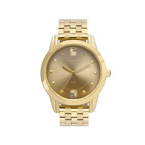 Relógio Euro Feminino Dourado Eu2035yrt/4d