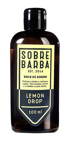Balm De Barba Lemon Drop Sobrebarba 100ml