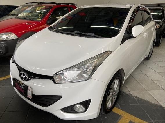 Hyundai Hb20 Premium 1.6 Flex Automático 2013