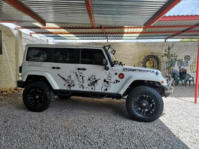 Jeep Wrangler Unlimited Sahara 4x4 2015
