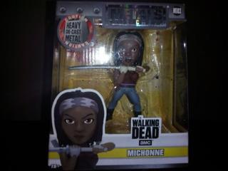Die Cast Jada Michonne The Walking Dead Amc Zona Retro