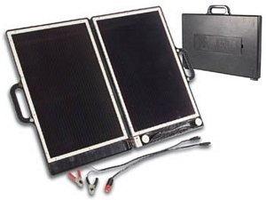 Velleman Sol8 Compact Solar Generator En Diseño De Maletín