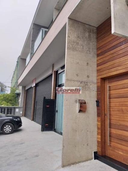Apartamento Com 2 Dormitórios Para Alugar, 60 M² Por R$ 1.600/mês - Centro - Arujá/sp - Ap0495