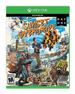 Sunset Overdrive Xbox One Juego Físico Y Sellado