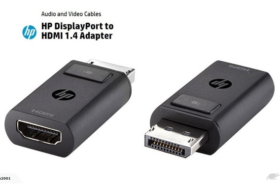 Adaptador Displayport X Hdmi Original Hp 749214-001 Ks10057
