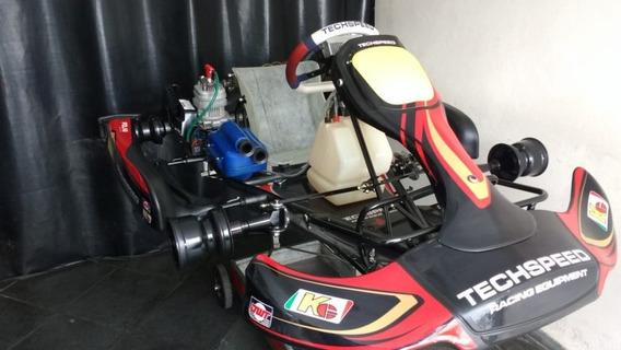 Kart Techspeed Tech2 - 2019 - 125cc