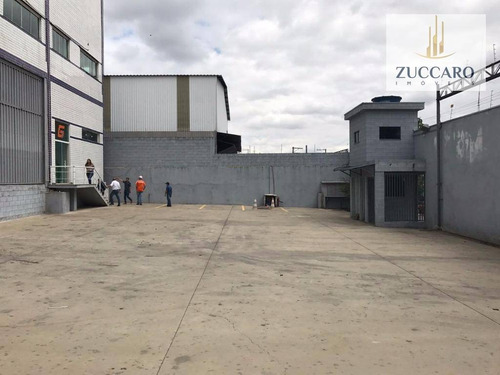 Galpão Industrial Para Venda E Locação, Jardim Oliveira, Guarulhos - Ga1341. - Ga1341