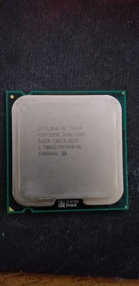 Intel Pentium E5400 2.70 Ghz