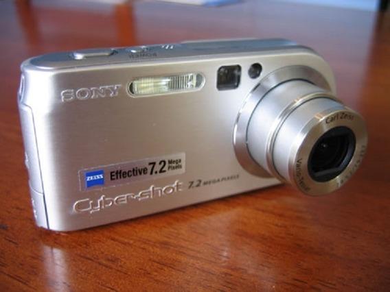 Máquina Fotográfica Sony Dsc P200
