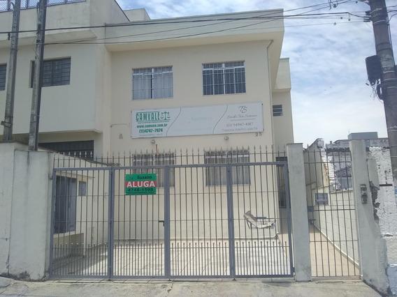 Sala Comercial Para Locação - Centro - Suzano/sp