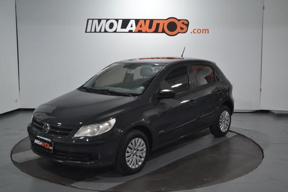 Volkswagen Gol Trend 1.6 Pack I M/t 2010 -imolaautos-