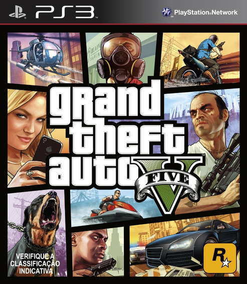 Grand Theft Auto V + Devil May Cry Hd Collection Ps3 Gta V