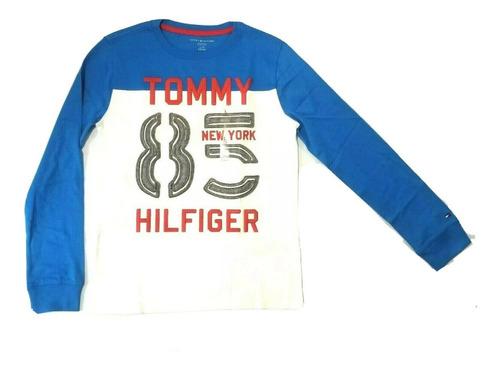 Remera Tommy Hilfiger Original C/ Etiqueta Letras