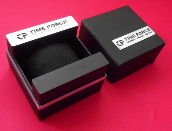 Time Force Estuche Orih¿ginal Para Reloj Fotos Reales