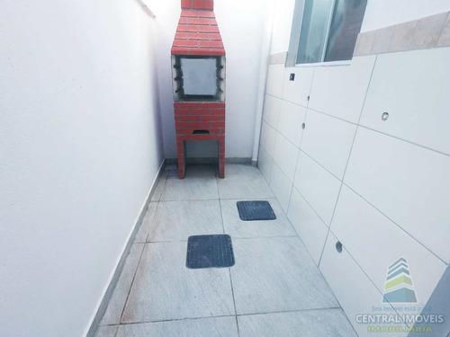 Sobrado De Condomínio 2 Dorms C/ Churrasqueira - Jd Anhanguera - V9491